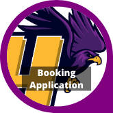 Button HSHS booking application