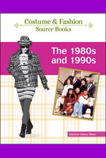 E-book button 80's and 90's fashion