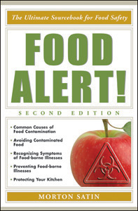 E-book button Food Alert