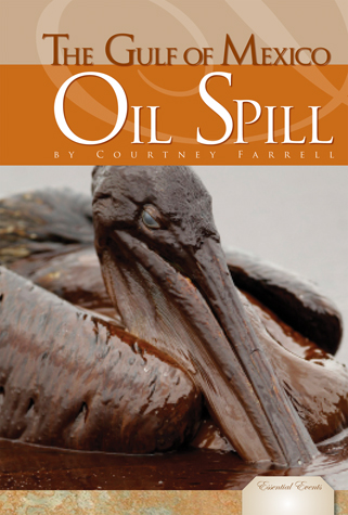 E-book button The Gulf of Mexico Oil Spill