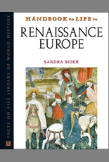 E-book button Life in Renaissance Europe