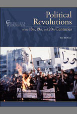 E-book button Political Revolutions of the 18th, 19th and 20th Centuries