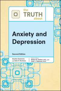 E-book button The Truth About Anxiety and Depression