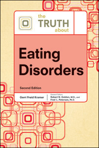 E-book button The Truth About Eating Disorders
