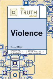 E-book button The Truth About Violence