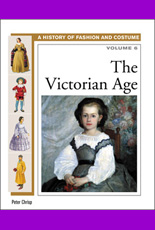 E-book button the Victorian Age of Fashion